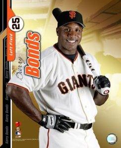 Major League Baseball Home Run King. (762 Home Runs)
