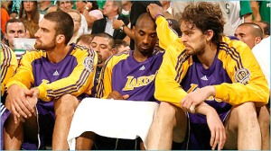 Lakers Can't Figure Out The Mavericks As Their 2011 Season Ends.