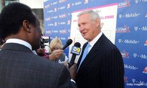 Golden State Warriors Advisor Jerry West