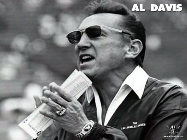 Al Davis A Life Long Commitment To Excellence.