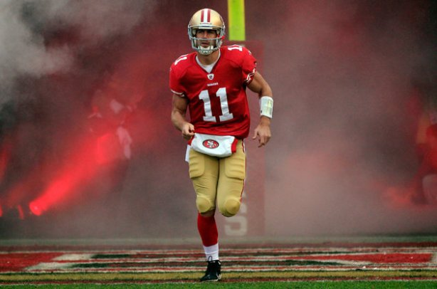 Believe It Or Not. Without Alex Smith San Francisco Will Be Starting All Over Again.